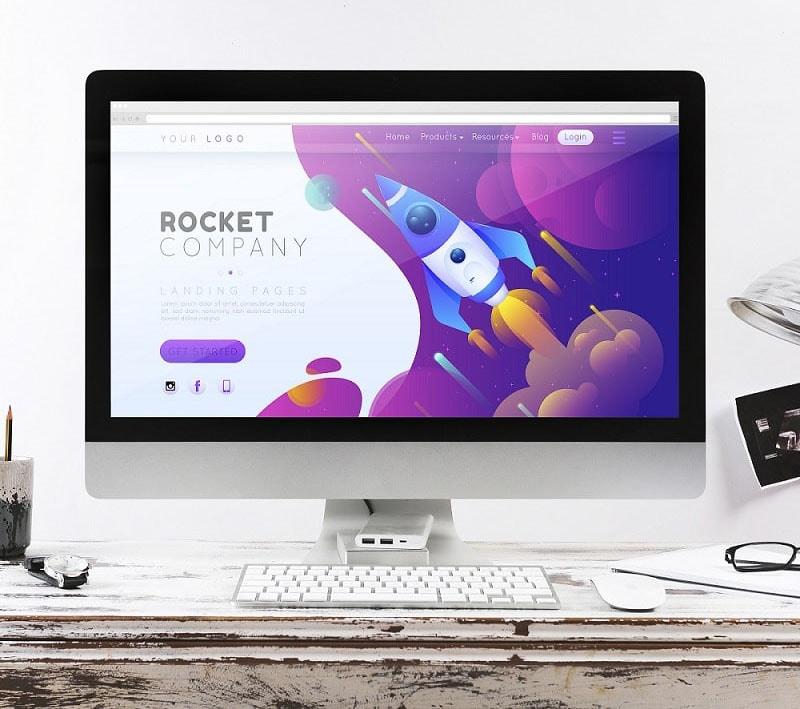 Diseño de página web precios ejemplo